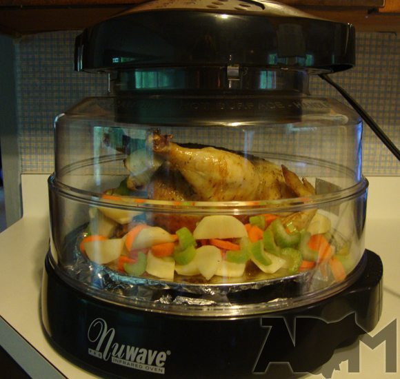 Whole Chicken Cooking Time  NuWave Oven Saves Time in the Kitchen