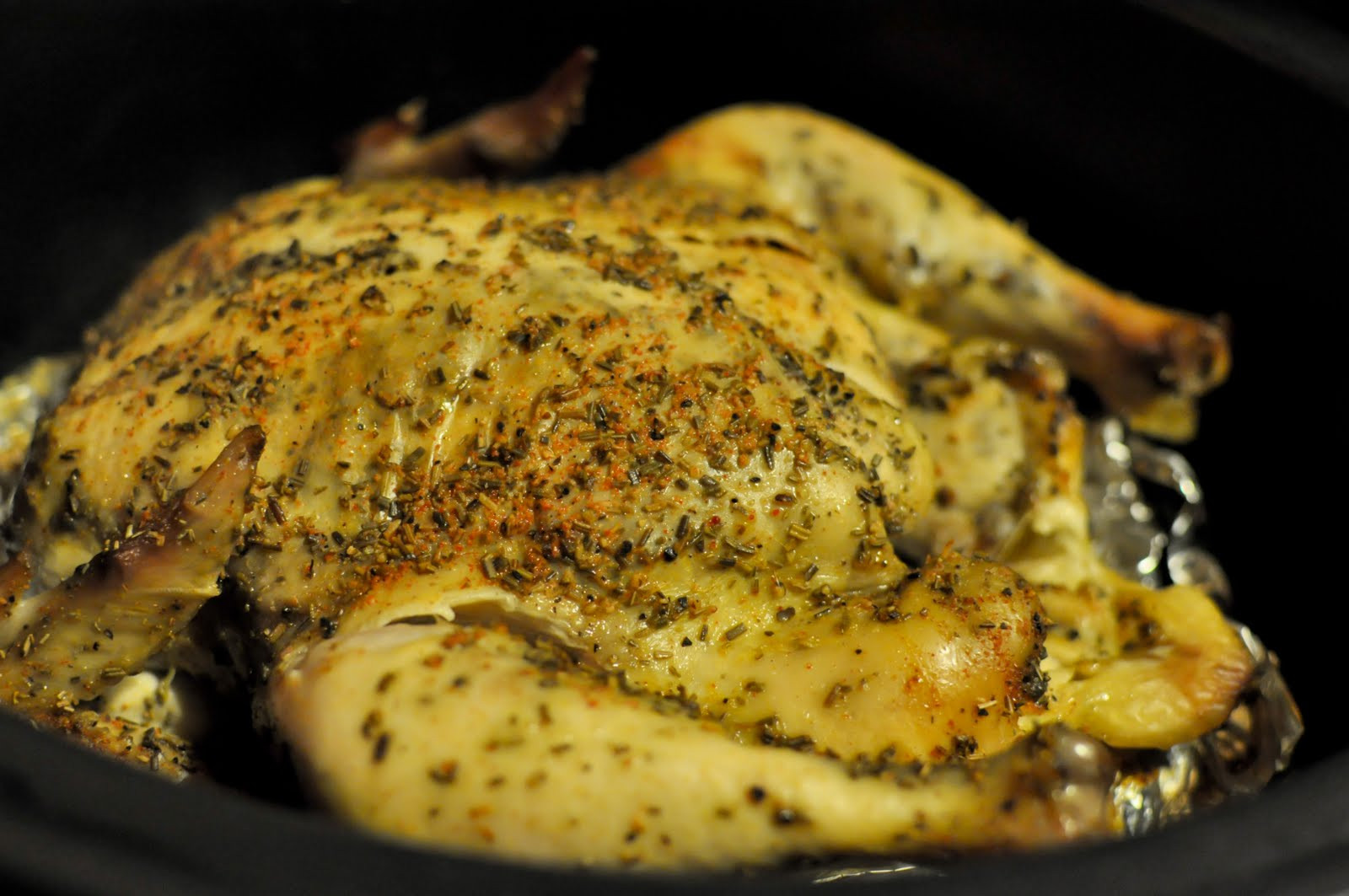 Whole Chicken In Crockpot  Bless This Food Whole Chicken in a Crock Pot with Potatoes