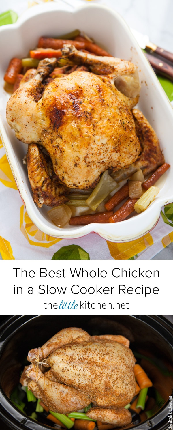 Whole Chicken Recipes  slow cooker whole chicken frozen