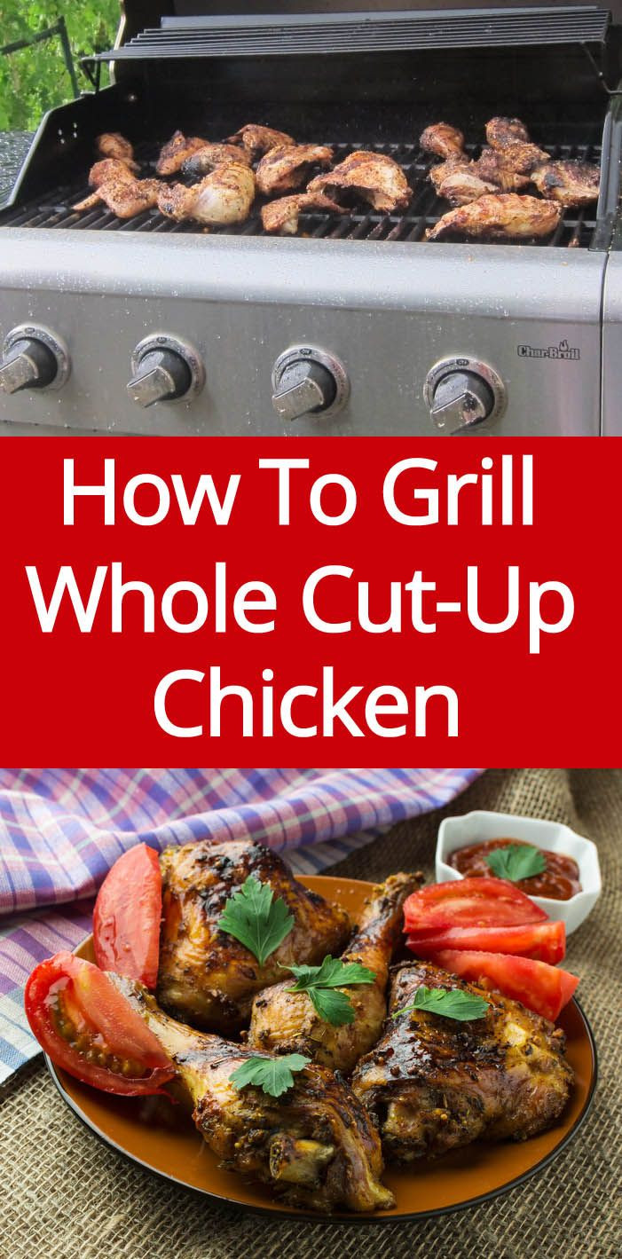 Whole Cut Up Chicken Recipes  1000 images about Recipes Grilling on Pinterest