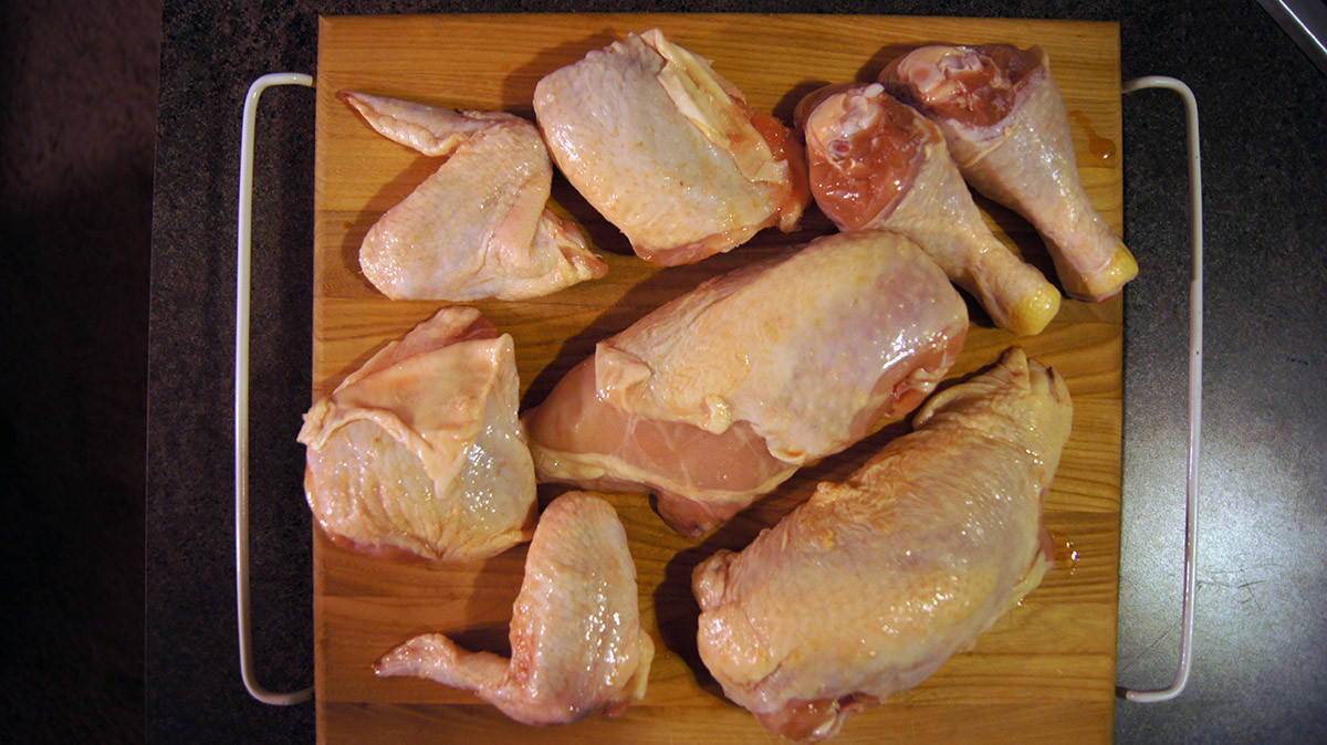 Whole Cut Up Chicken Recipes  Baked Cut Up Chicken Chicken Recipes