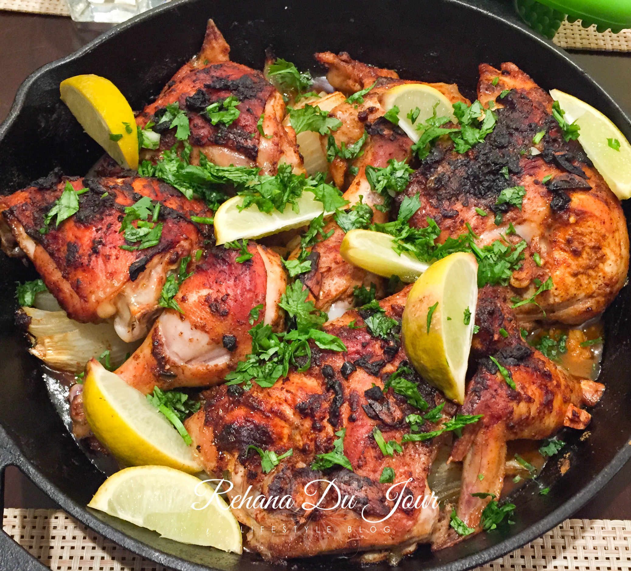 Whole Cut Up Chicken Recipes  Mexican Roasted Chicken A New Weeknight Favorite
