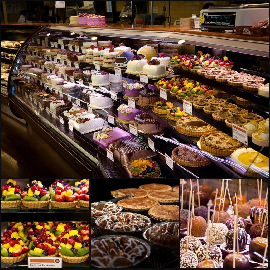 Whole Food Desserts  bakery whole foods the modchik