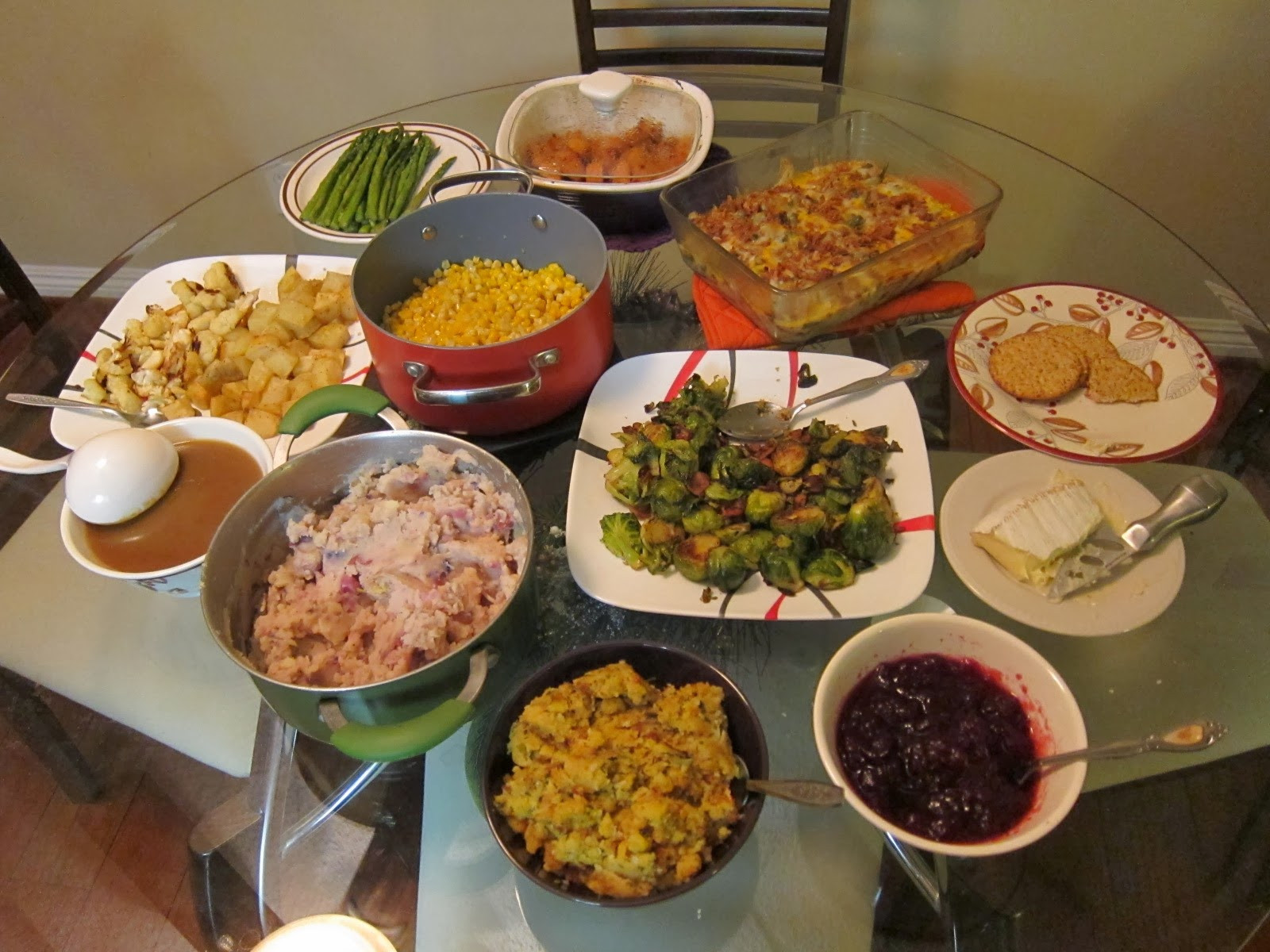 Whole Food Thanksgiving Dinner Order  Review Popeyes Cajun Turkey