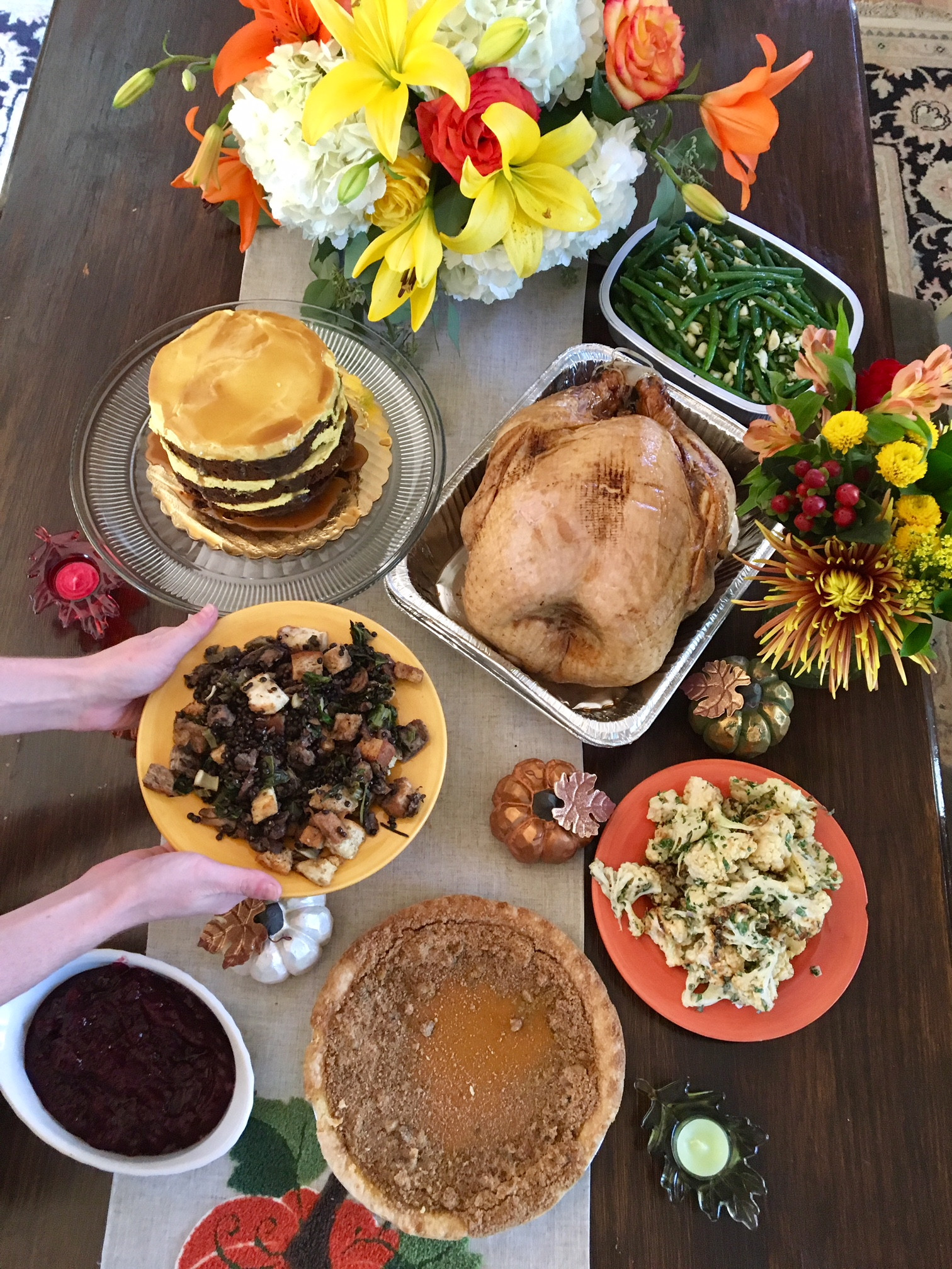 Whole Foods Christmas Dinner  Friendsgiving Made Easy with Whole Foods Market Holiday