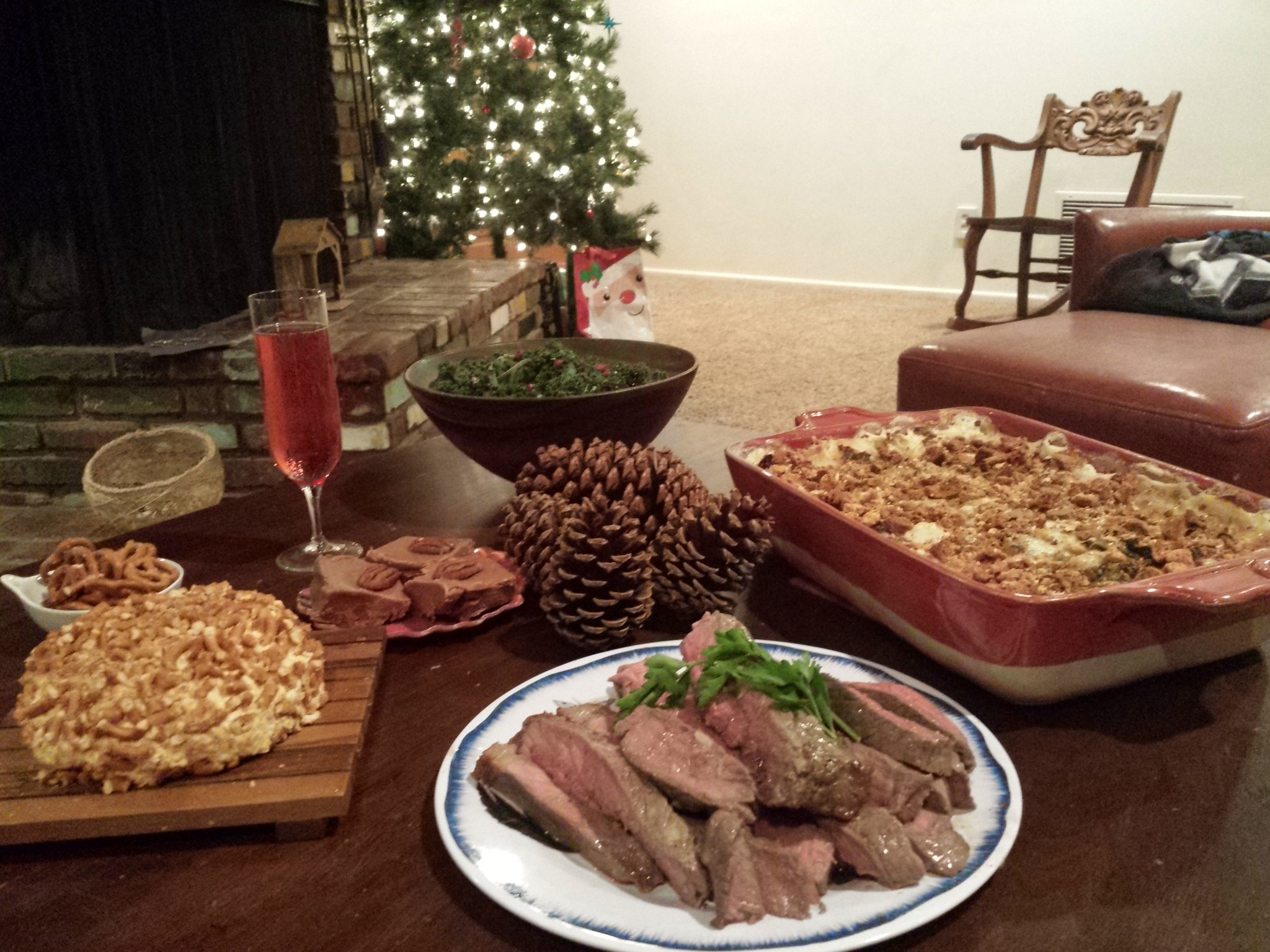 Whole Foods Christmas Dinner  A Very Whole Foods Holiday Giveaway