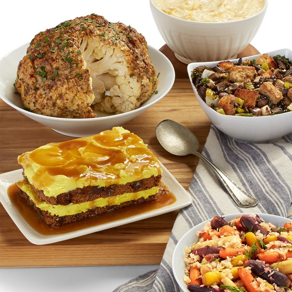 Whole Foods Christmas Dinner  Plant Based Holiday Dishes You Can Preorder From Whole