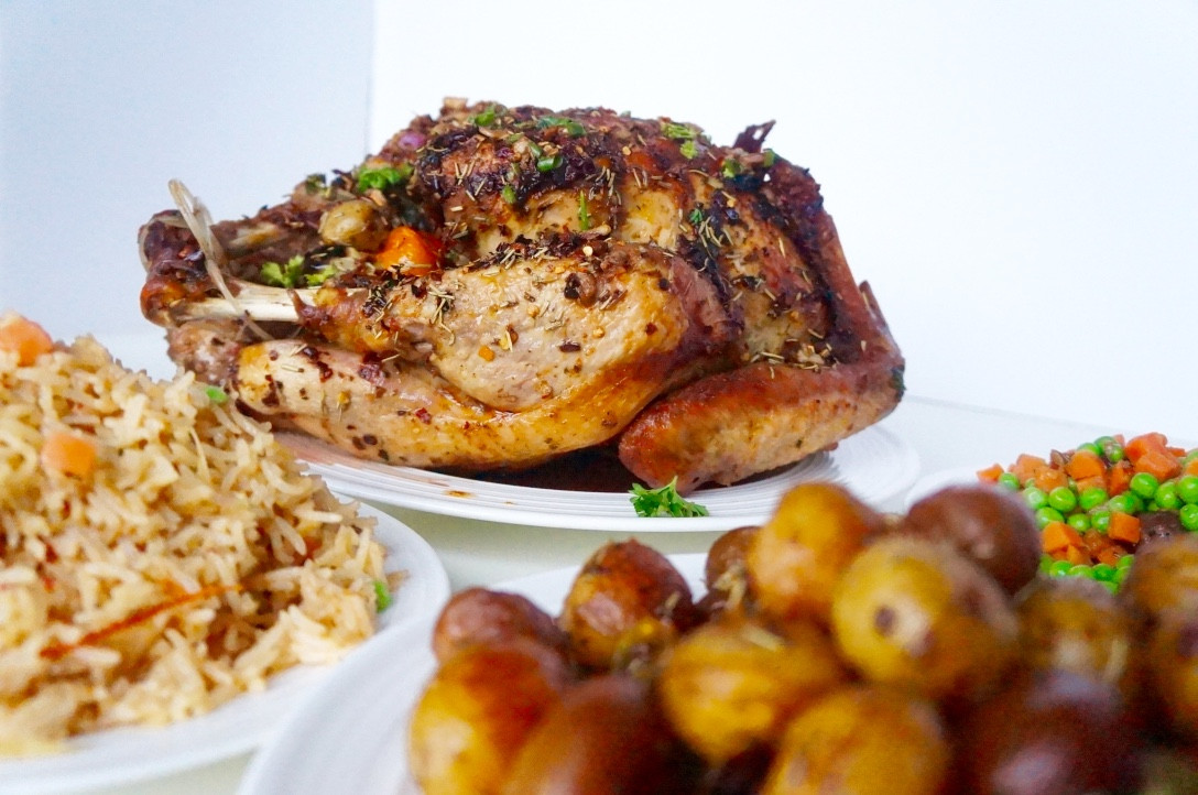 Whole Foods Thanksgiving Turkey  Suya Spiced Whole Turkey My Nigerian Thanksgiving