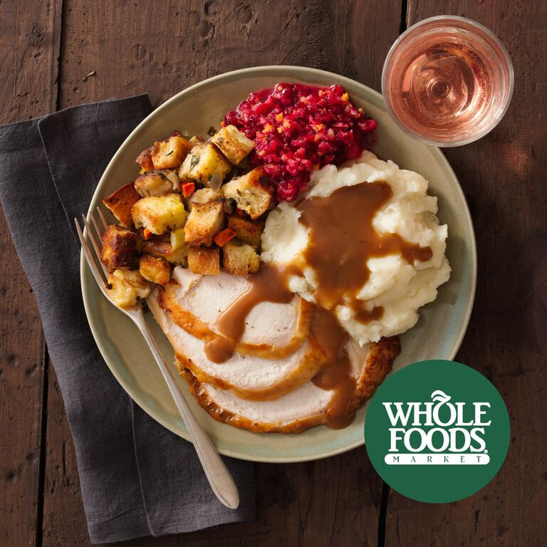 Whole Foods Thanksgiving Turkey  8 Christmas and Thanksgiving Dinner Takeout Options for a