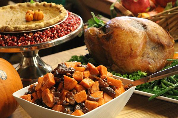Whole Foods Thanksgiving Turkey  Thanksgiving 2011