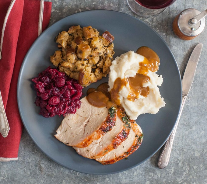 Whole Foods Turkey Dinner  Let Whole Foods Reduce Your Holiday Stress Giveaway