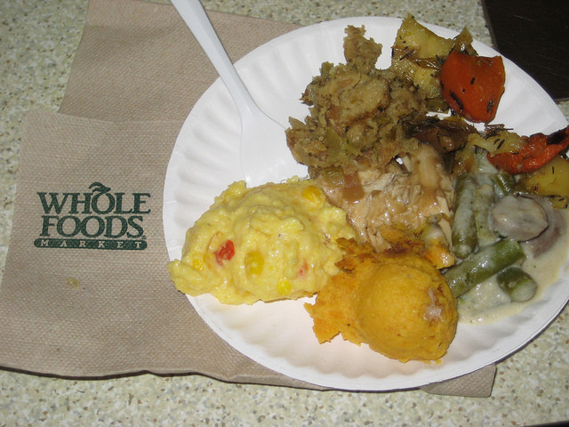 Whole Foods Turkey Dinner  Whole Foods Bethesda Thanksgiving Dinner