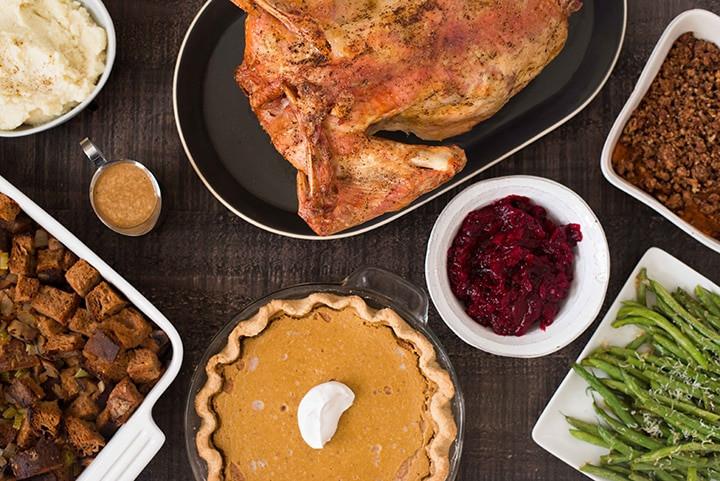 Whole Foods Turkey Dinner  $100 Whole Foods Market 365 Thanksgiving Dinner Menu