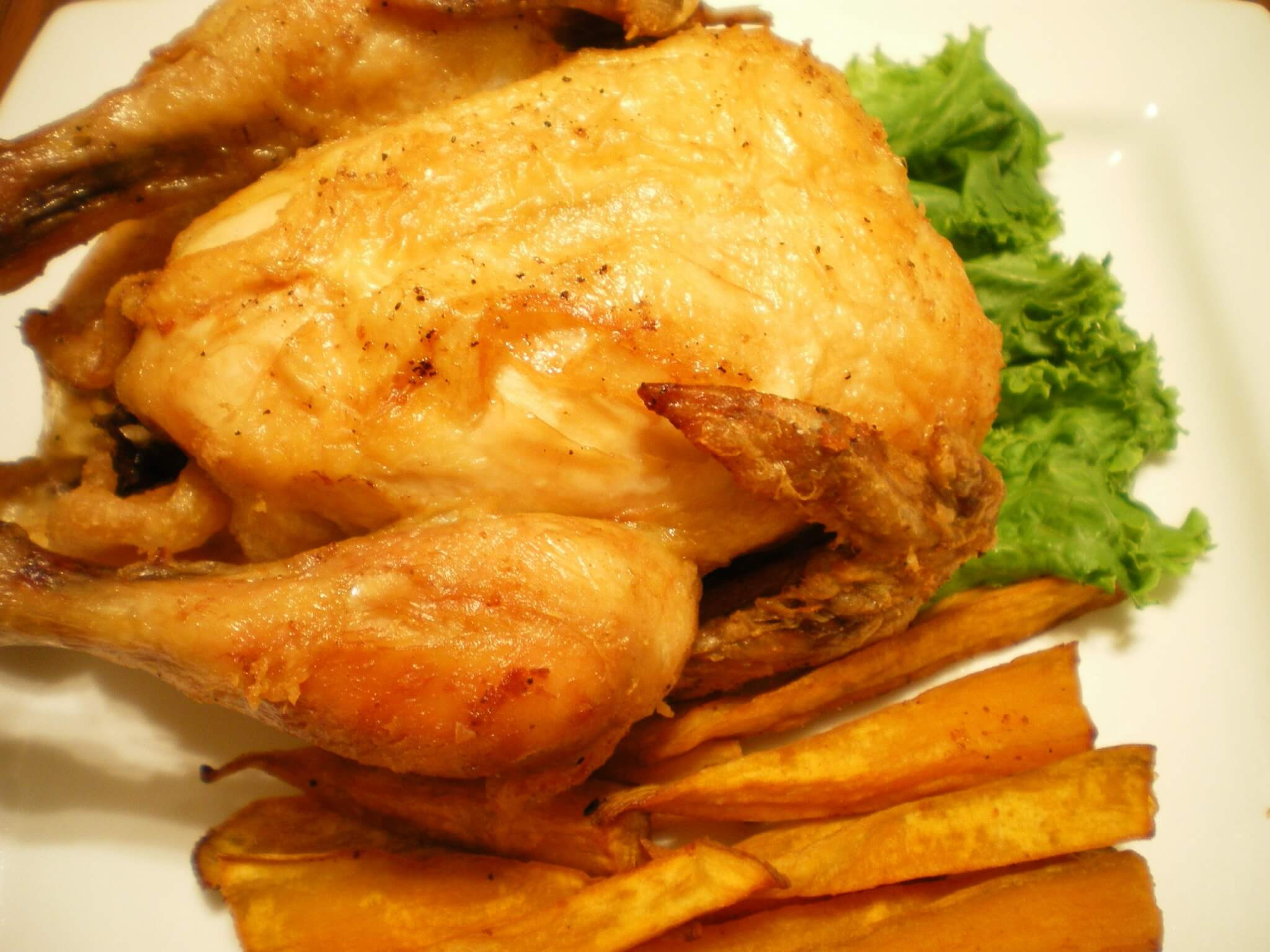 Whole Fried Chicken  Max Fried Chicken Recipe by Panlasang Pinoy