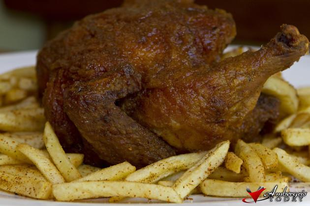 Whole Fried Chicken  Elvi's Fried Chicken Just Got Better