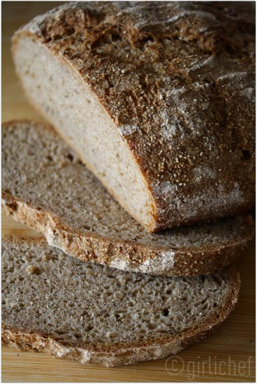 Whole Grain Rye Bread  No Knead Whole Grain Rye Bread All Roads Lead to the Kitchen