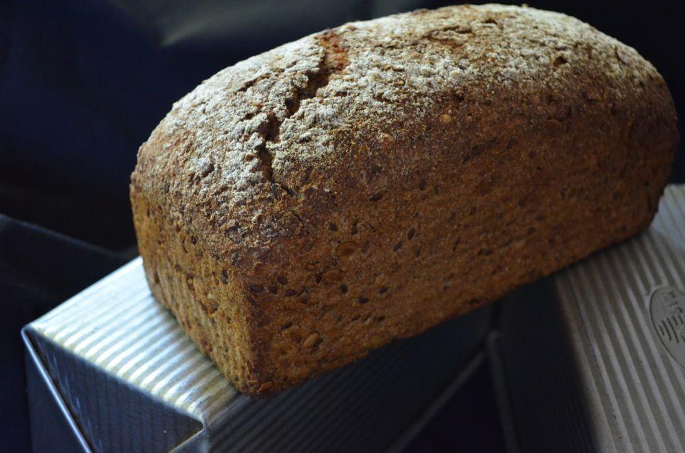Whole Grain Rye Bread  Whole Grain Finnish Rye
