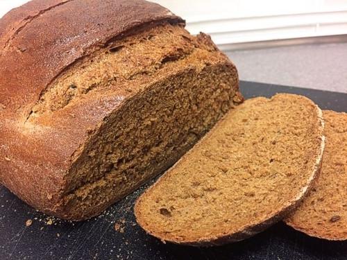 Whole Grain Rye Bread  Whole Rye Flour Sandwich Bread