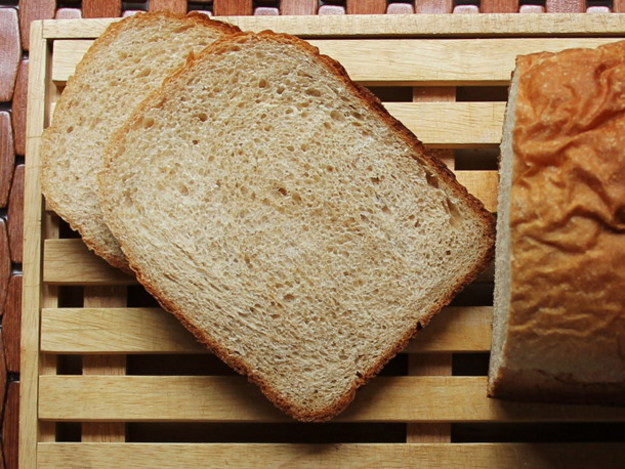 Whole Wheat Bread Machine Recipes  The Bread Bible s Honey Whole Wheat Bread Recipe
