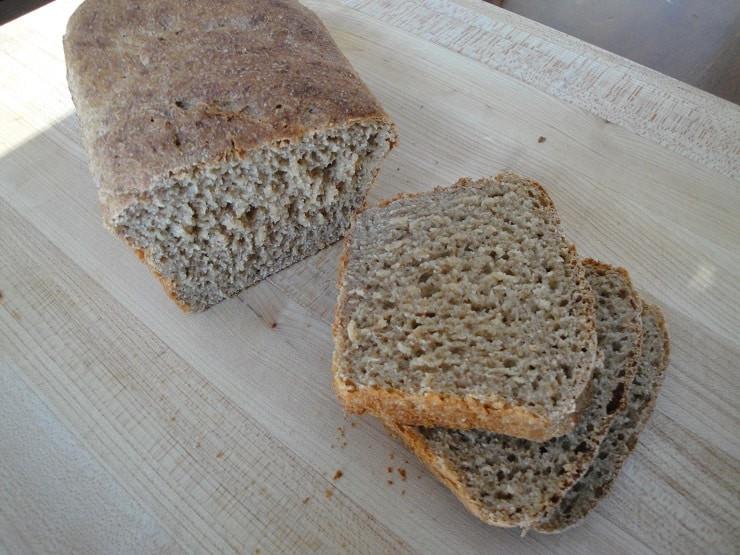 Whole Wheat Bread Machine Recipes  Soaked Whole Wheat Bread Machine Recipe