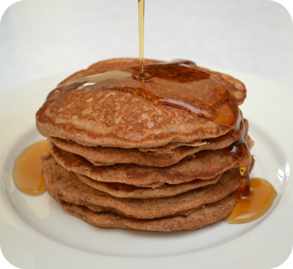 Whole Wheat Pancakes  Whole Grain Pancakes Recipe — Dishmaps