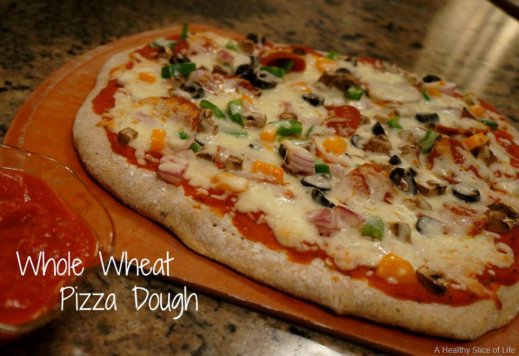 Whole Wheat Pizza Dough  Christmas in Dixie