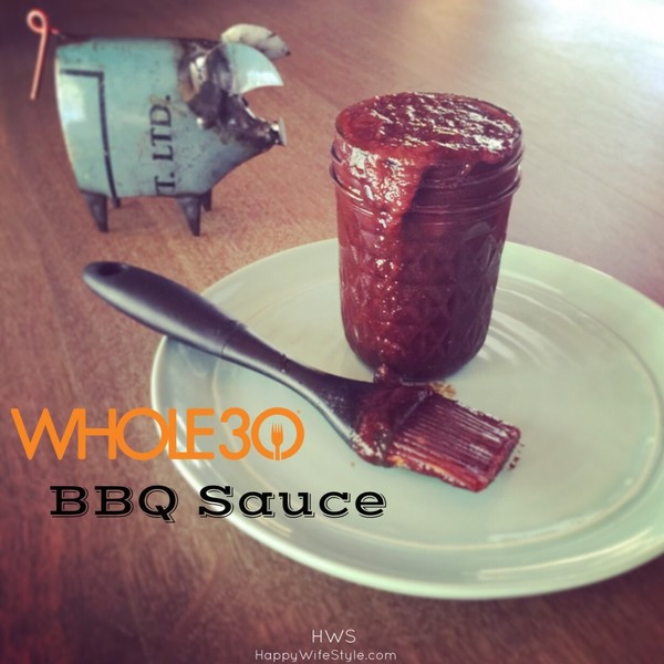 Whole30 Bbq Sauce Recipe  Whole 30 BBQ Sauce Easy Homemade BBQ Sauce Recipes