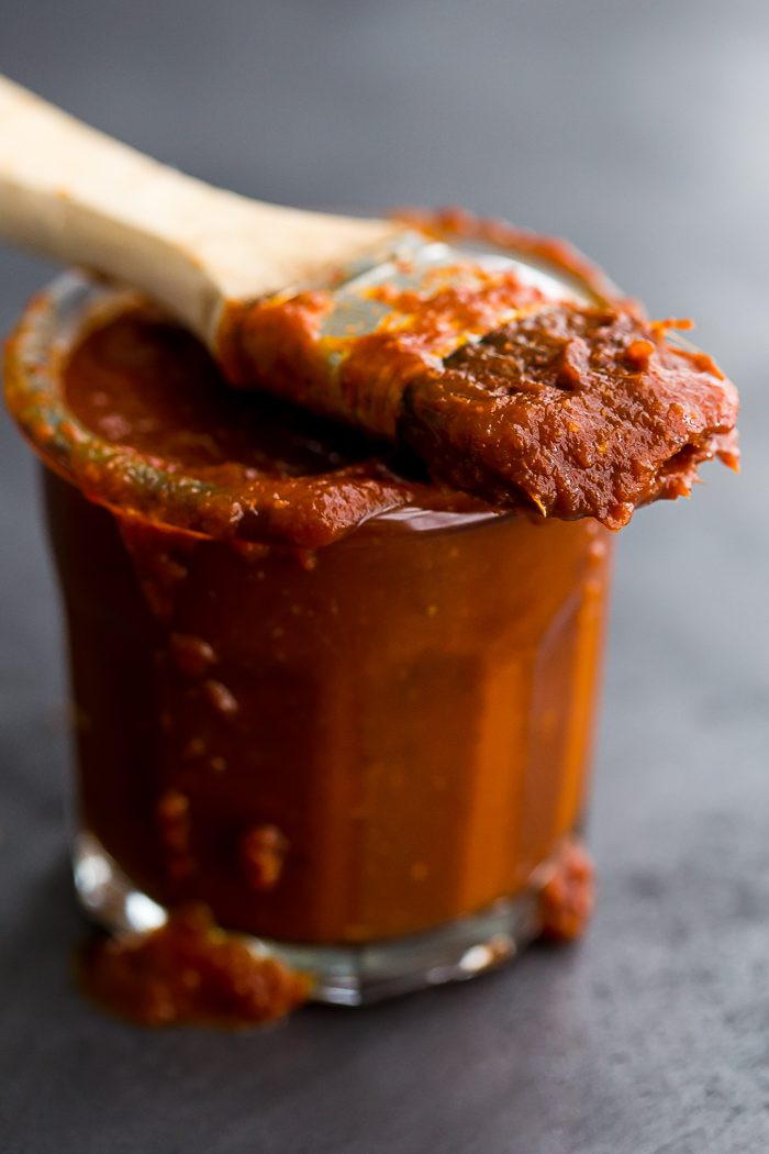 Whole30 Bbq Sauce Recipe  Whole30 BBQ Sauce With Chipotle Paleo Vegan 40 Aprons