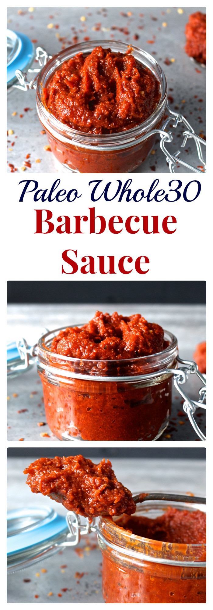 Whole30 Bbq Sauce Recipe  Paleo Whole30 Barbecue Sauce Jay s Baking Me Crazy