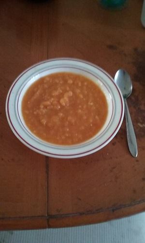 Whole30 Butternut Squash Soup  Butternut Squash and Apple Soup Whole30 Approved