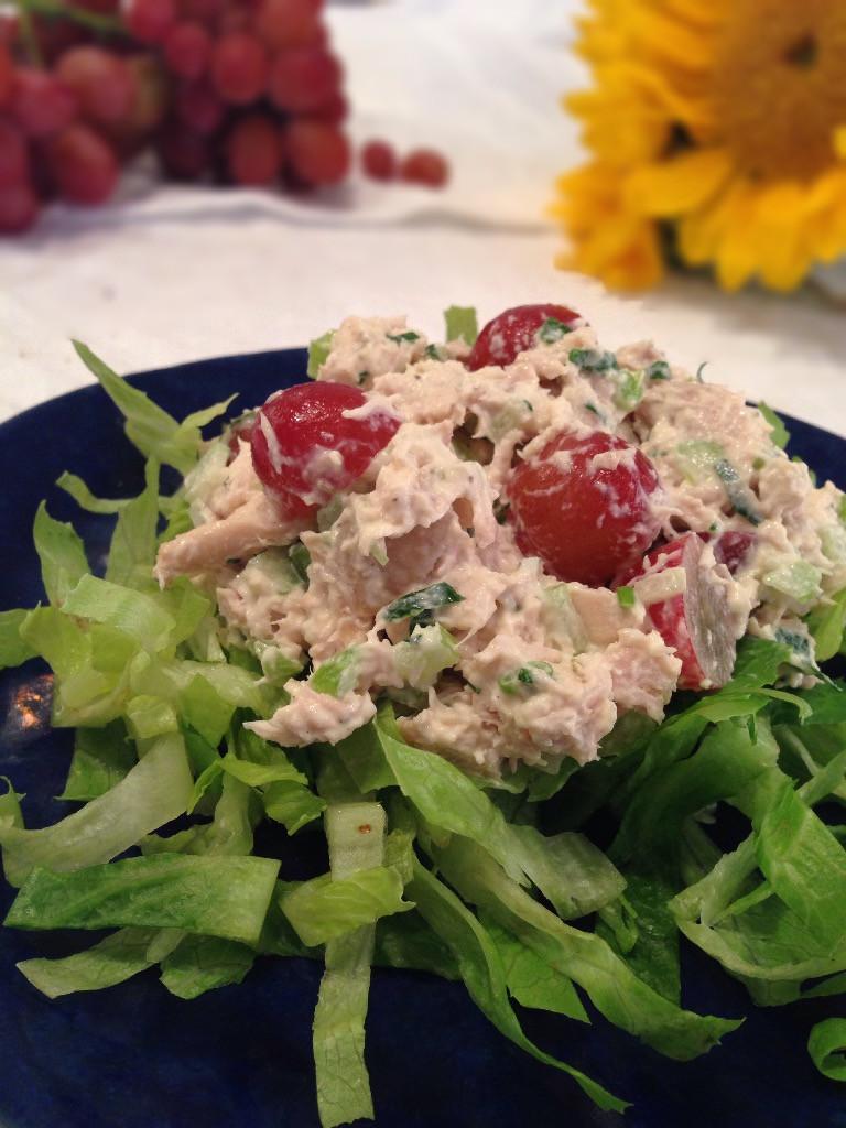 Whole30 Chicken Salad  Whole30 Chicken Salad Andrea Tooley