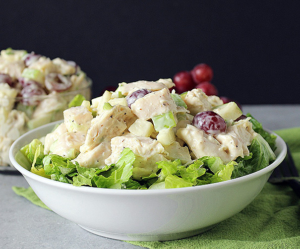 Whole30 Chicken Salad  Paleo Whole30 Chicken Salad Jay s Baking Me Crazy