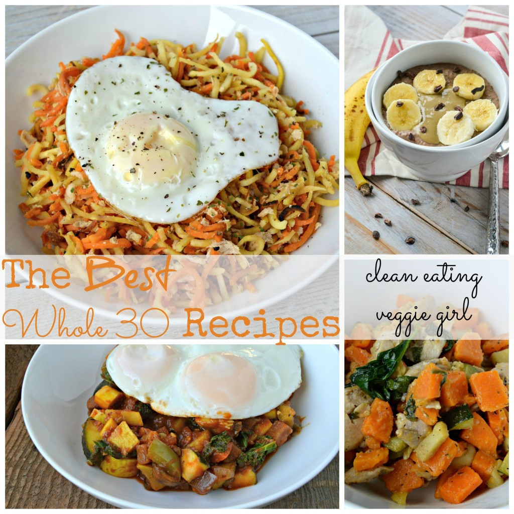 Whole30 Dinner Recipes  The Best Whole 30 Recipes