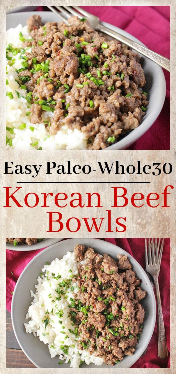 Whole30 Ground Beef Recipes  Best 25 Paleo ground beef ideas on Pinterest