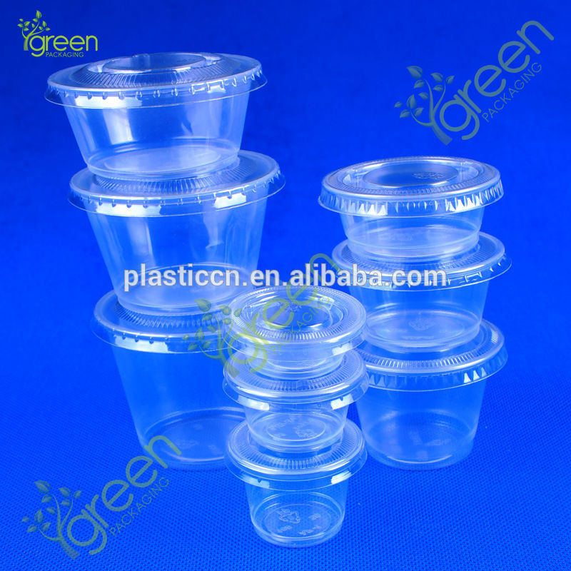Wholesale Mini Dessert Cups  Hot Sales Clear Disposable Mini Plastic Dessert Cups Buy