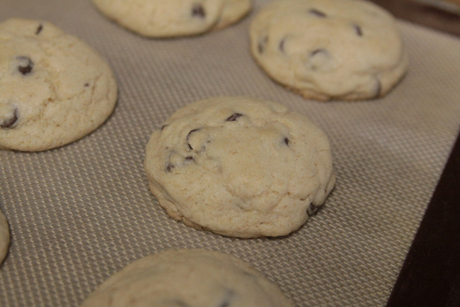 Why Are My Chocolate Chip Cookies Flat  why do my chocolate chip cookies go flat when i bake them