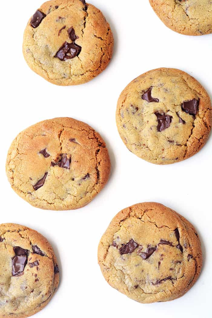 Why Are My Chocolate Chip Cookies Flat  How To Make The Perfect Chocolate Chip Cookie Sweetest Menu