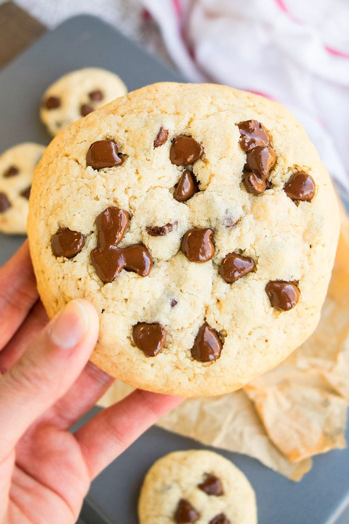 Why Are My Chocolate Chip Cookies Flat  Best Chocolate Chip Cookies Soft & Chewy CakeWhiz