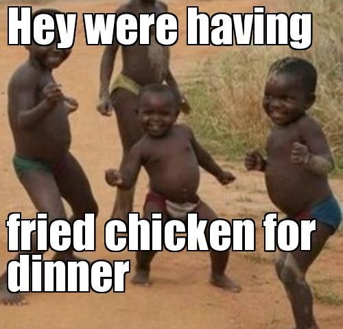 Why Do Black People Like Fried Chicken  The gallery for Black People Fried Chicken