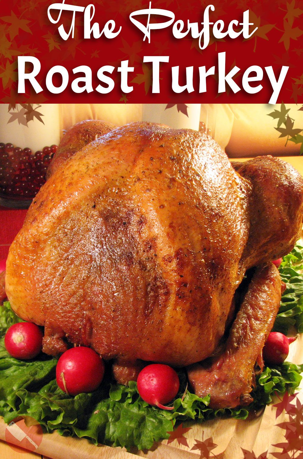 Why Turkey On Thanksgiving  The Ultimate Roast Turkey Recipe Perfect for your Holiday