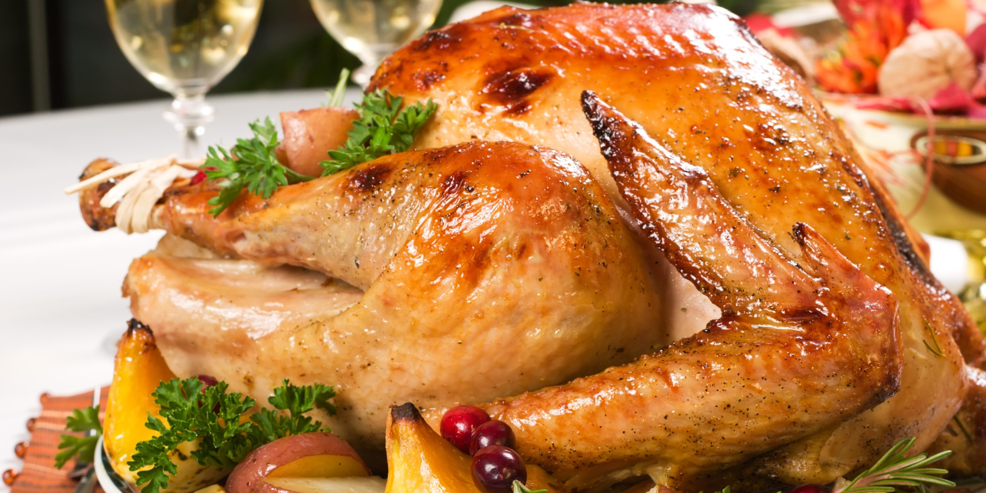 Why Turkey On Thanksgiving  48 835 Reasons to Enjoy Lots of Food This Thanksgiving