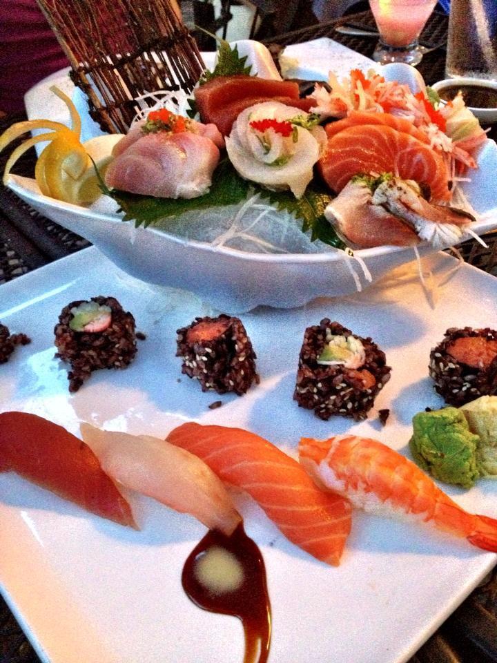 Wild Rice Fairfield  sushi art – Tastetesst
