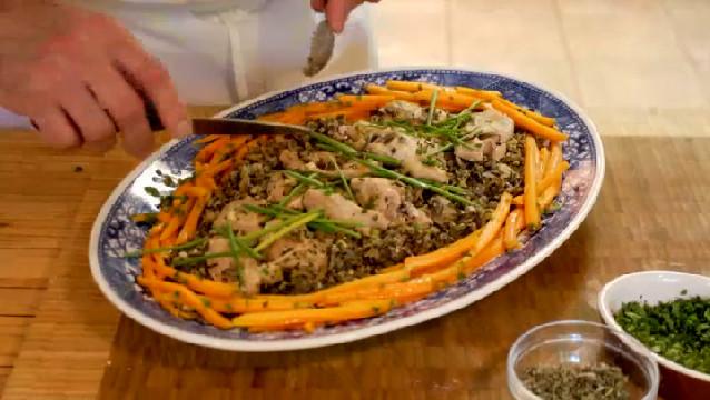 Wild Rice Norwalk  Video Baked Wild Rice With Chicken Recipe