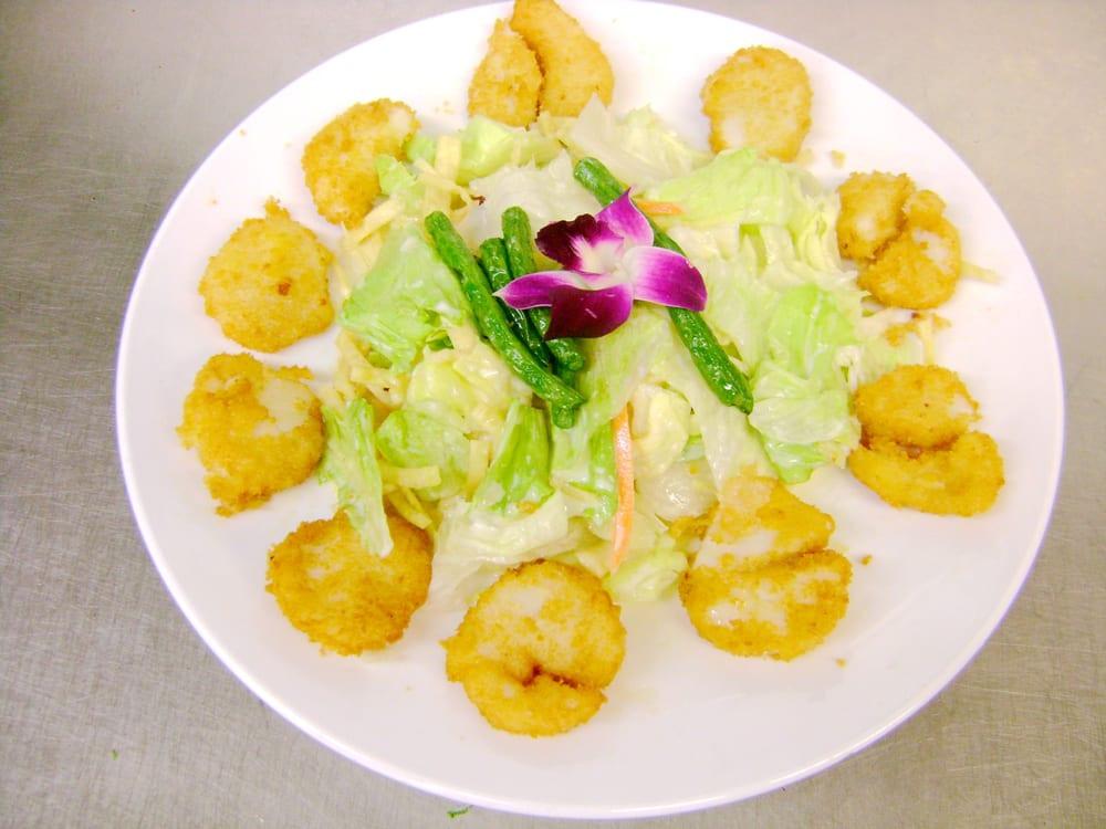 Wild Rice Norwalk  crispy sea scallop Yelp