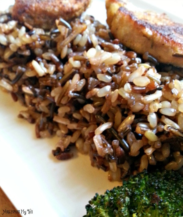 Wild Rice Pilaf Recipe  Easy Wild Rice Pilaf