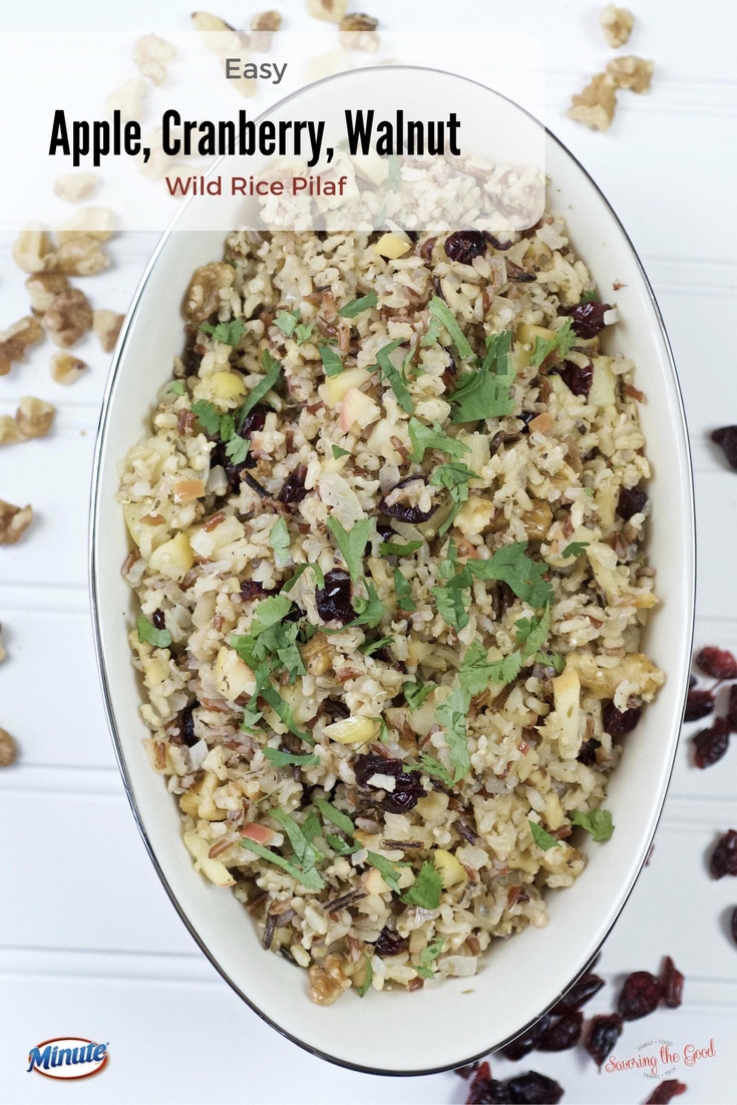 Wild Rice Pilaf Recipe  Wild Rice Pilaf Recipe