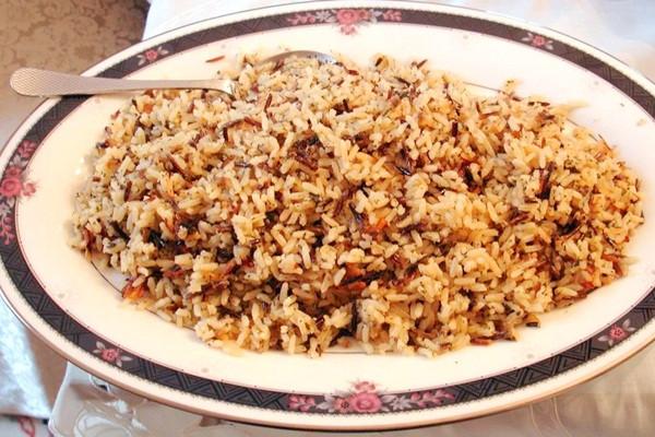 Wild Rice Pilaf Recipe  Chestnut Wild Rice Pilaf Recipe Vegan & Gluten Free