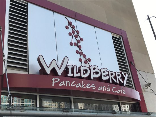 Wildberry Pancakes & Cafe  photo2 صورة ‪Wildberry Pancakes and Cafe‬، شيكاغو