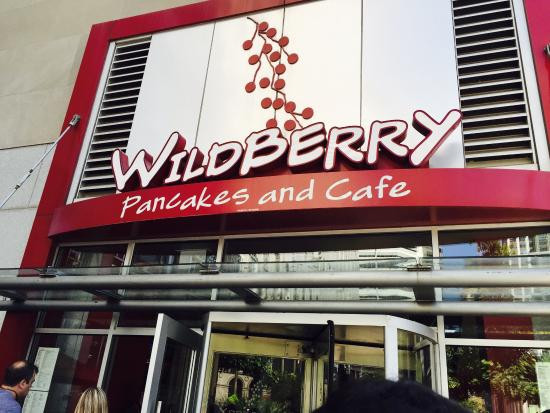 Wildberry Pancakes & Cafe  Our breakfast for 2 Picture of Wildberry Pancakes and