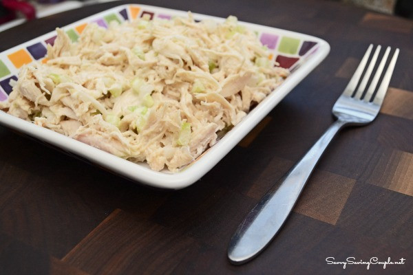 Willow Tree Chicken Salad  Willow Tree Inspired Chicken Salad Recipe Savvy Saving